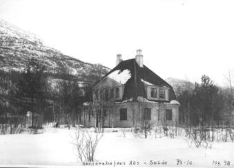 Kontorsjefens hus - 1916